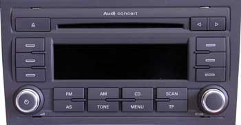 Audi Concert EU B7