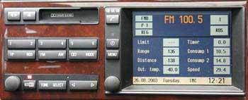 BMW Autoradio (без DSP) - 5er (E39)