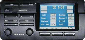 BMW Monitor 4:3 (без DSP)