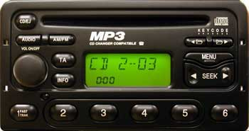 Ford 6000 NME MP3