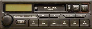 Honda 2HU2 - Odissey