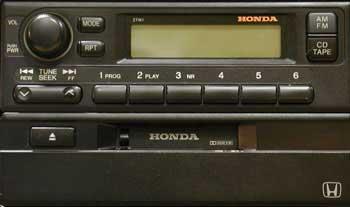 Honda 2TM1