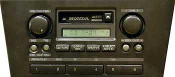 Honda CM926R0