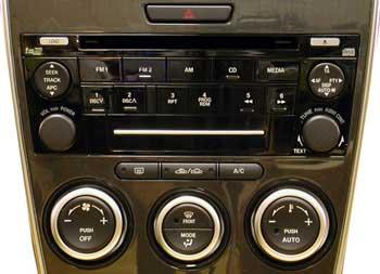 Mazda CQ-EM4570AK