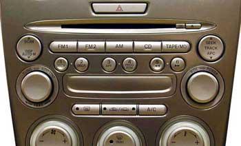 Mazda CR-LM4282KA CD