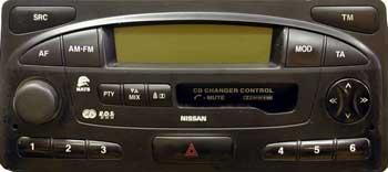 Nissan BP9349 - Terrano