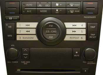 Nissan RM-V53GAEA - Teana