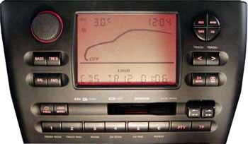 Seat RADIO HIGH