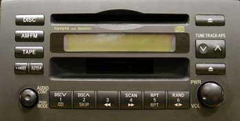 Toyota 55838 - Spacio