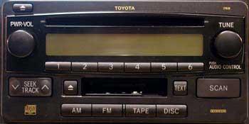Toyota 16852, 17828 - Camry, 4runner, RAV4