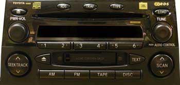 Toyota A56828 - Sienna II