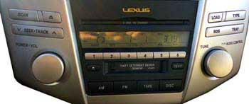 Lexus AP6829 - RX330