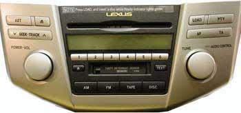 Lexus P3918- RX300