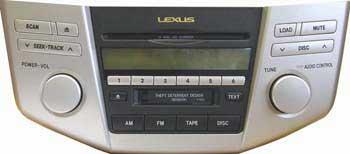 Lexus P7820 - RX300