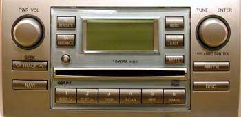 Toyota W58810 - Corolla Verso